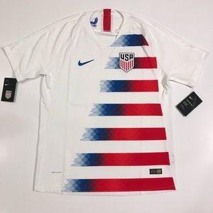 Nike Team USA Vaporknit Soccer Jersey Size Large